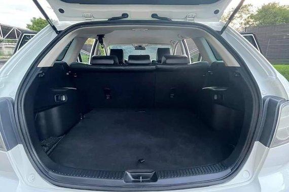 Selling White Mazda CX-7 2012 in Las Piñas