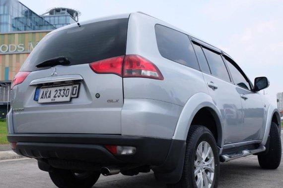 Selling Brightsilver Mitsubishi Montero Sport 2014 in Pasay