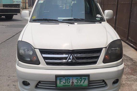 Selling White 2013 Mitsubishi Adventure