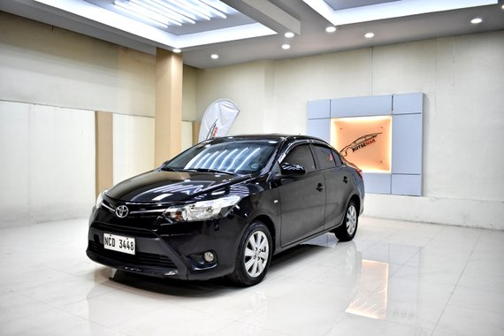 2016 Toyota Vios 1.3E AT 438t Nego Batangas Area