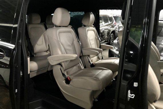 2018 Mercedes Benz V220D Avant-garde Extra Long Diesel
