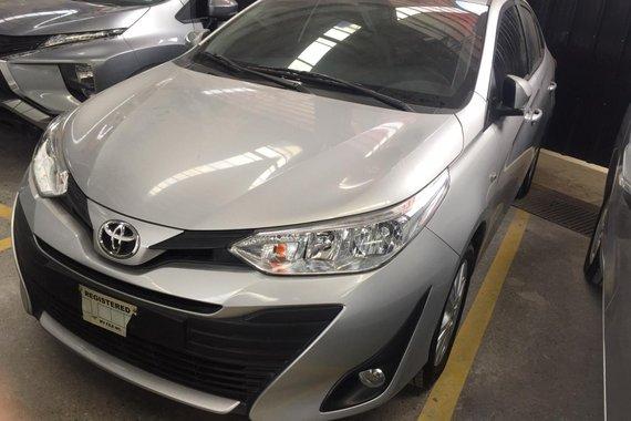 2019 Toyota Vios M/T