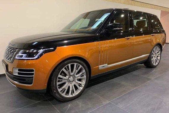 Used 2019 Range Rover SV Autobiography V8 Gas 5.0L