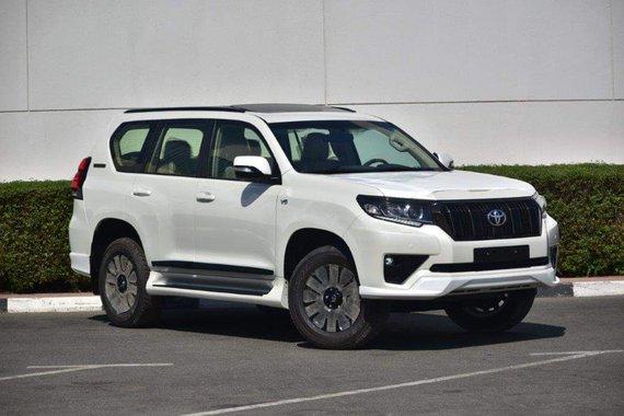 Brand new 2021 Toyota Land Cruiser Prado Midnight Edition
