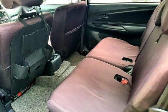 Silver Toyota Avanza 2017 for sale in Santa Rosa