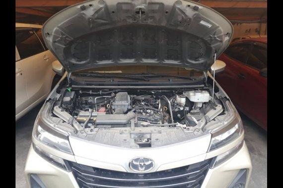 Selling Brightsilver Toyota Avanza 2020 in Caloocan
