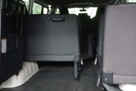Selling White Toyota Hiace 2019 in Quezon