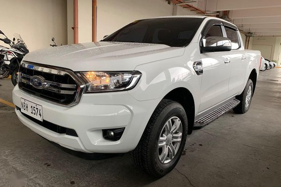 Selling White Ford Ranger 2019 in Baguio