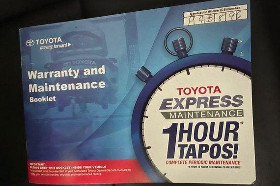 Selling Black Toyota Grandia 2019 in Quezon