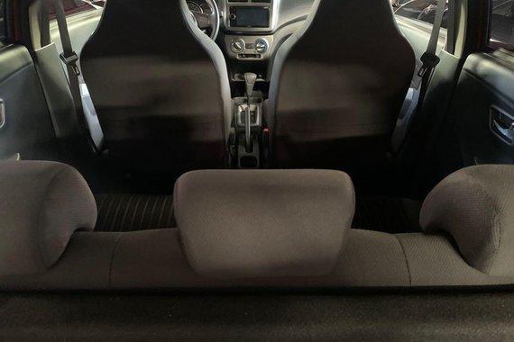 Selling Red Toyota Wigo 2019 in Quezon
