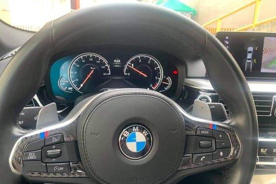 Selling White BMW 520D 2018 in Valenzuela