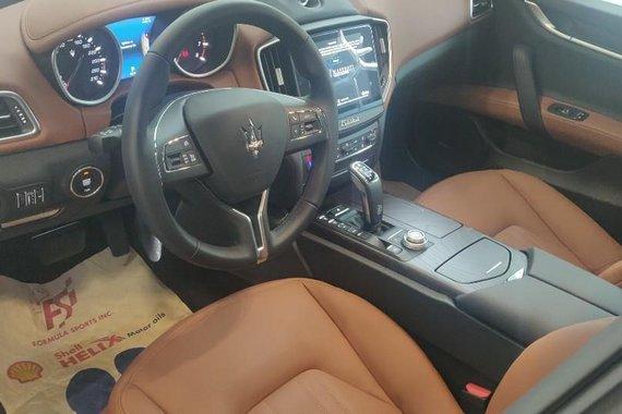 White Maserati Ghibli 2020 for sale in Makati