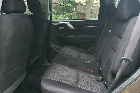 Brown Mitsubishi Montero 2017 for sale in Quezon