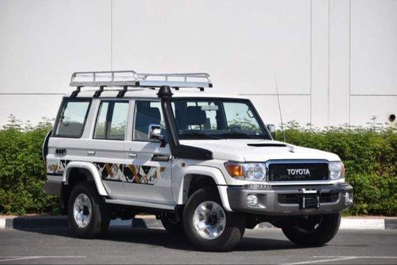 Brand new 2021 Toyota Land Cruiser LC76 LX10 Manual Diesel