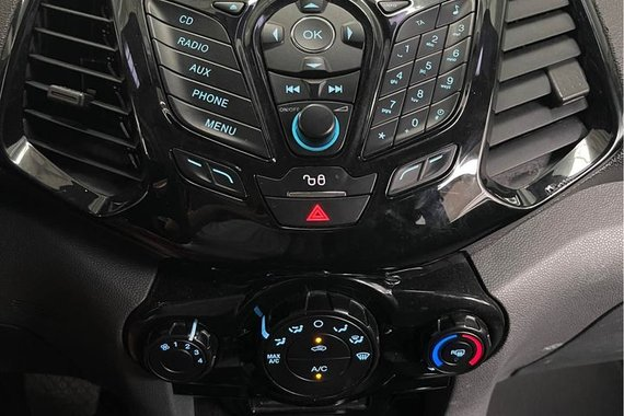 2015 Ford EcoSport A/T