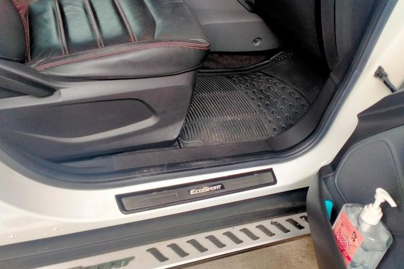 White Ford Ecosport 2016 for sale in Parañaque