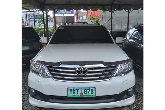 🚘AVAILABLE UNIT FOR SALE🚘 TOYOTA FORTUNER 4X2