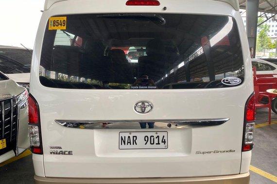 2017 Toyota Super Grandia 3.0L