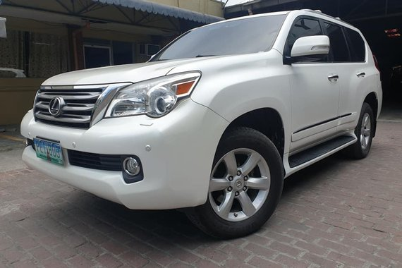 FOR SALE!!! Pearlwhite 2010 Lexus Gx 460 affordable price