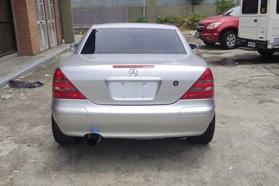 1997 Mercedes Benz SLK 230 Automatic