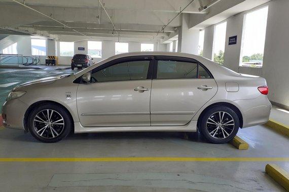 FOR SALE! 2010 TOYOTA Corolla Altis 1.6 V