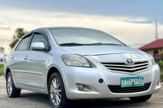 TOYOTA VIOS G automatic 2012mdl Fresh in and out Bacolod Plate/Bacolod File
