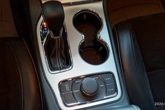 2017 Jeep Grand Cherokee SRT Automatic