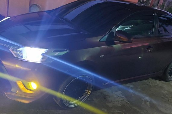 Toyota Vios E A/T 2015