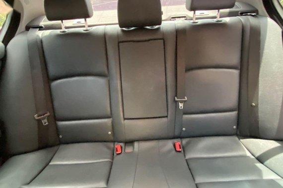 Grayblack BMW 520D 2014 for sale in Mandaluyong