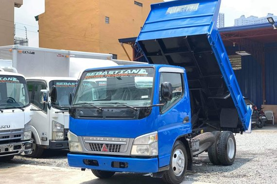2020 FUSO CANTER MINI  DUMP TRUCK CAMEL CHASSIS MOLYE HIGH DECK  4M50 ENGINE TURBO