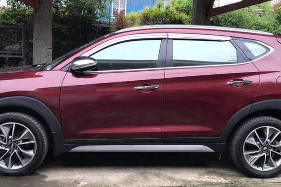 FOR SALE! 2017 Hyundai Tucson  2.0 CRDi GL 6AT 2WD (Dsl) available at cheap price