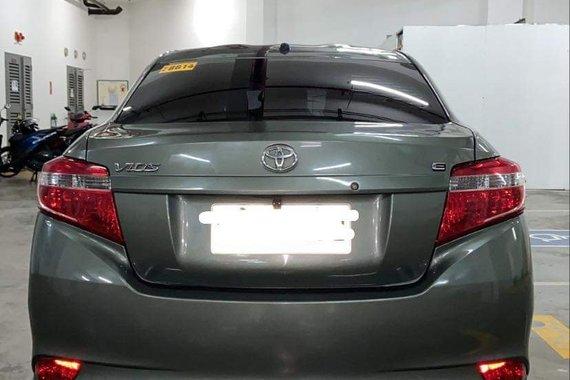 Toyota Vios 1.3 E MT For Sale