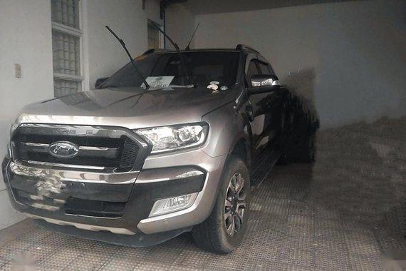 Brightsilver Ford Ranger 2018 for sale in Marikina