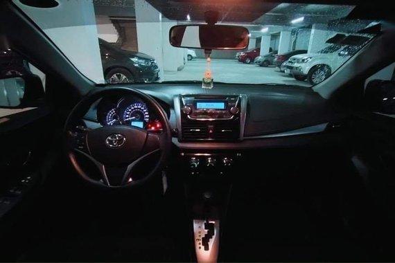 Selling Black Toyota Vios 2014 in Manila