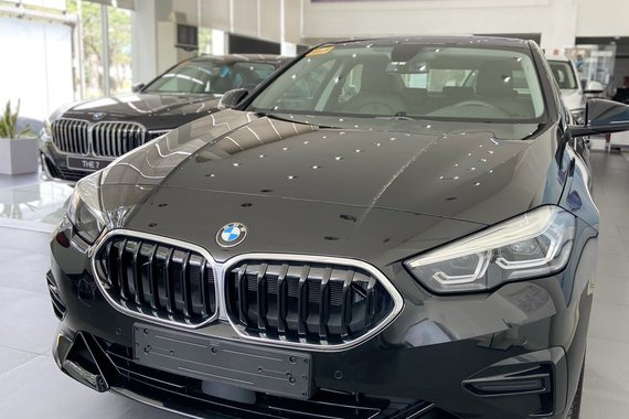 Get Your Brand New 2021 BMW 218i Gran Coupe Sport with 300,000 Cash Discount
