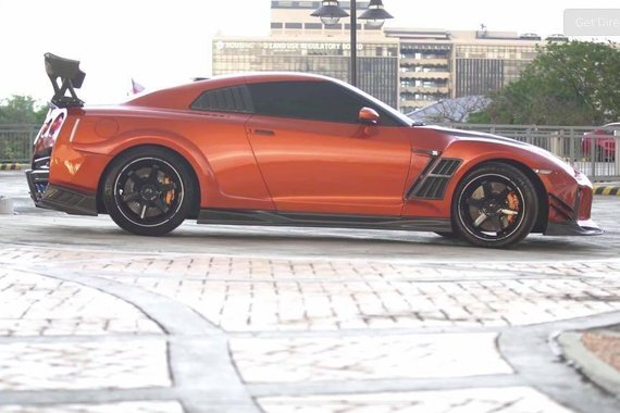 Selling Red Nissan GT-R 2020 in Quezon
