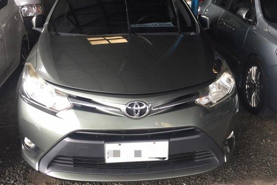 2016 Toyota Vios E A/T