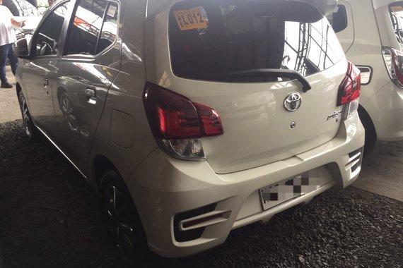 2018 Toyota Wigo G A/T