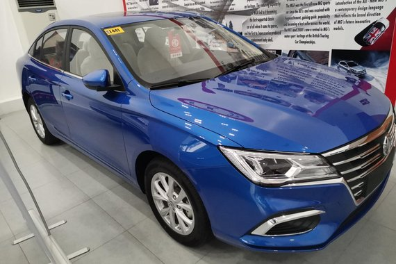 Brand new MG5 For Sale Online Purchase!