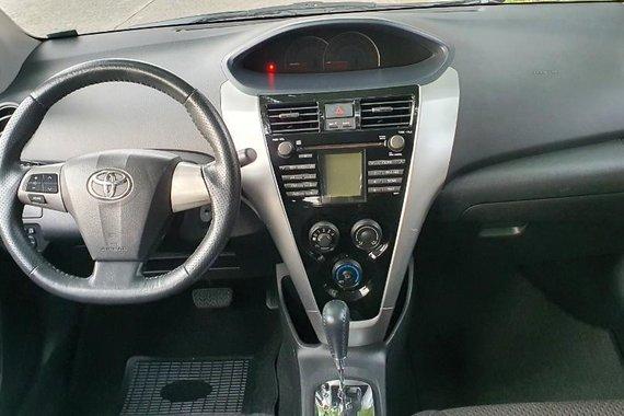 Black Toyota Vios 2012 for sale in Quezon