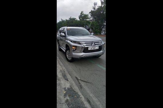 Mitsubishi Montero Sport 2020 SUV Manual for sale in Quezon City