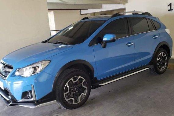 Sell 2017 Subaru Xv in Pasig