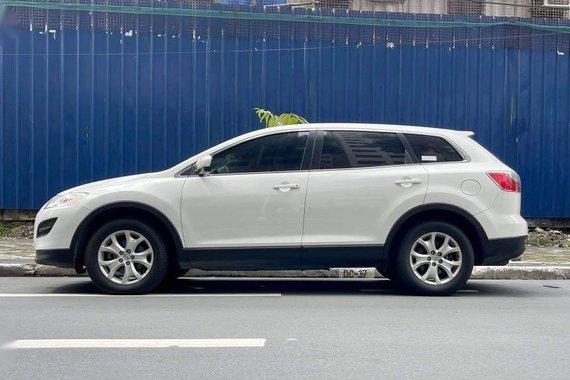 White Mazda CX-9 2012 for sale in Makati
