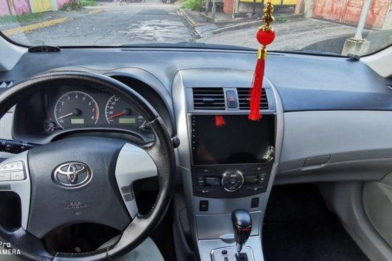 Sell 2012 Toyota Corolla Altis in Manila