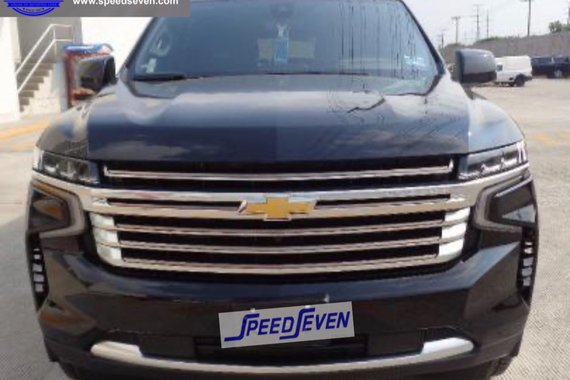 2022 Chevrolet Suburban High Country 4WD TOP OF THE LINE