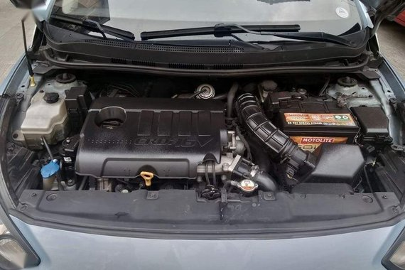 Sell 2014 Hyundai Accent in Quezon City