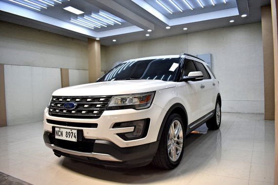 2017 Ford Explorer Ecoboost 2.3 AT 1.298m Nego Batangas Area