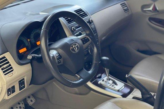 Toyota Corolla Altis 2013 for sale in Automatic