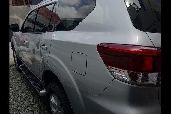 Sell Silver 2019 Nissan Terra SUV