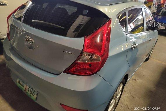 2013 Hyundai Accent CRDI A/T